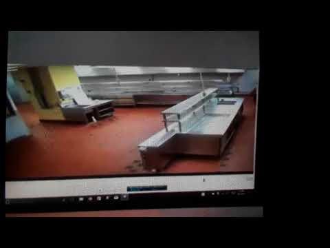 Kenneka jenkins walks n kitchen 3 seconds later two men appear