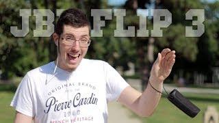 JBL FLIP 3 bemutató - Tényleg olyan jó, mint ahogy mondják?
