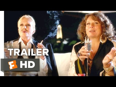 Absolutely Fabulous: The Movie Official Trailer #1 (2016) - Joanna Lumley Comedy HD