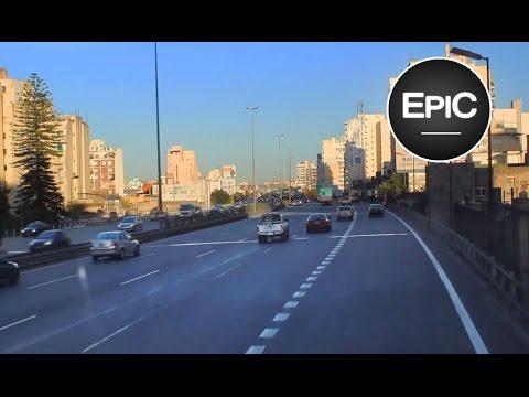 Autopistas/Highways: 25 de Mayo & Dellepiane - Buenos Aires, Argentina (HD) (Update 01/05/2014)
