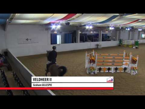 Showjumping –  Arena UK Winter Grand Prix 2013