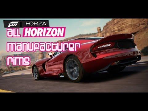 Forza Horizon mods