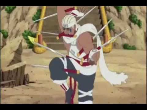 Sasuke Vs. Killer Bee - Refugee video