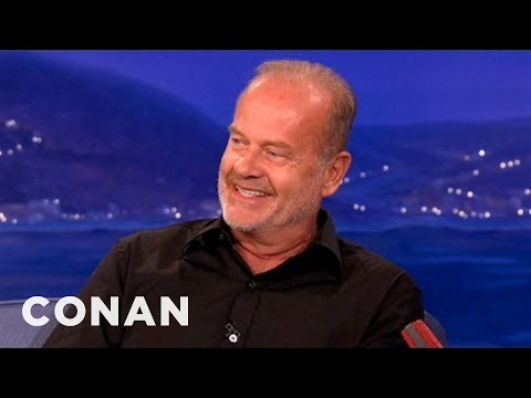 Kelsey Grammer On Marriage & Changing Diapers - CONAN on TBS