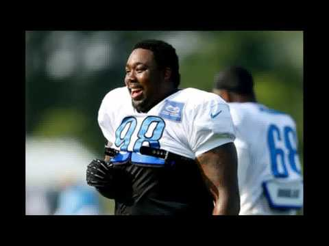 Nick Fairley LaAdrian Waddle Tahir Whitehead win starting jobs on Detroit Lions first depth chart