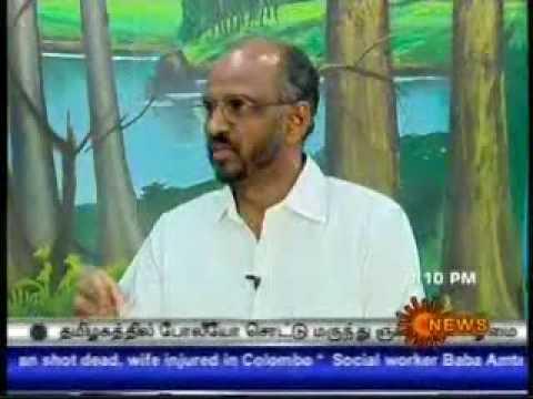 Neruku Ner-N.Sadagopan of Vijaya Bharatham magazine part 06