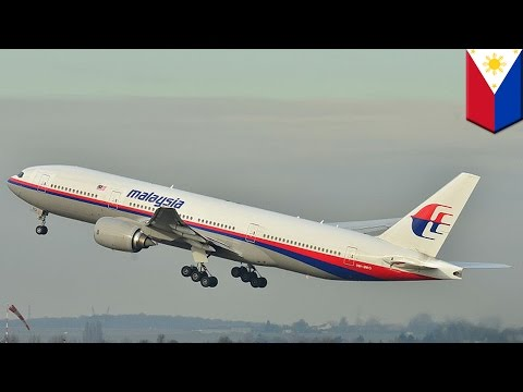 Missing Malaysian plane: Possible MH370 wreck allegedly found by Philippine teen - TomoNews