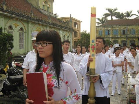 Thánh lễ cầu nguyện cho Tiên Nhân Giáo xứ Đông Xuyên lúc 18h30-7/11/2014