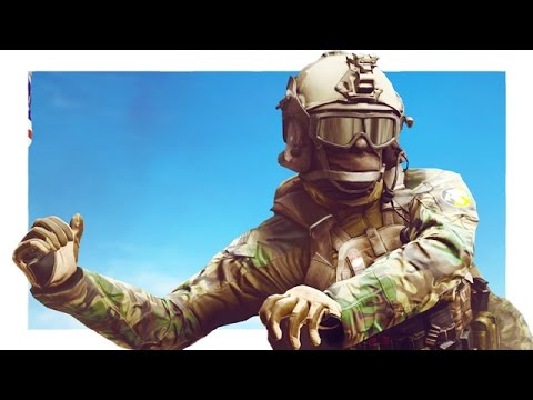 Funny Battlefield 4 Dragon's Teeth DLC Shenanigans - BF4 Funny Gameplay Moments #16
