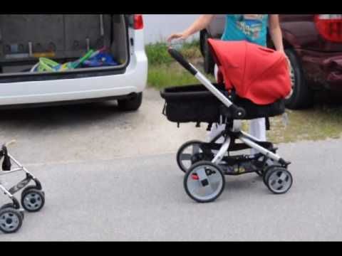 Video Demo of The First Years Wave Stroller