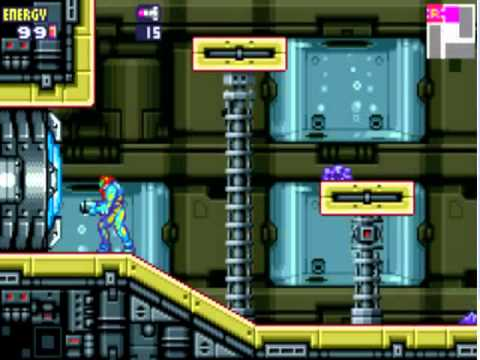 Metroid Fusion - metroid fusion part 3 - User video