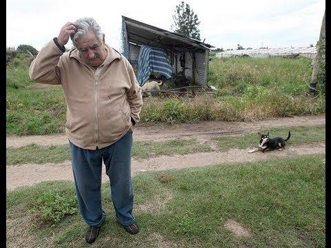 President of Uruguay is Worth $1,800