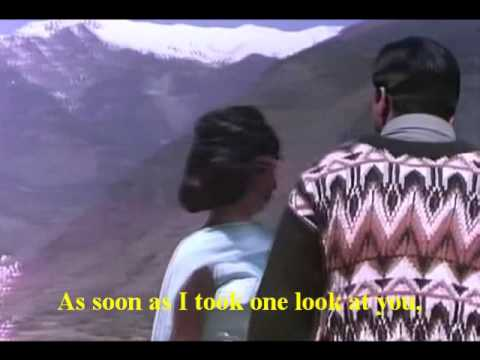'Tum Agar Saath Dene Ka' [Full Song]-(Movie: HAMRAAZ-1967) English Subtitles