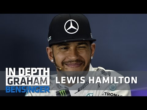 Lewis Hamilton: Breaking racial barriers