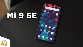 Xiaomi Mi 9 SE Unboxing, Hands-on