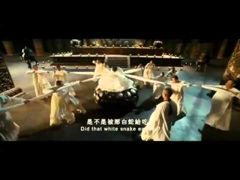 The Sorcerer and the White Snake - Official Movie Trailer 2011