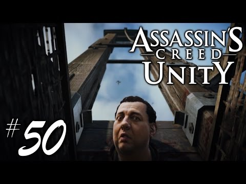 RIP The King - Assassins Creed Unity Playthrough Part 50