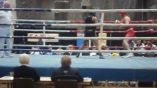 Elijah Golden Gloves Boxing