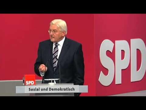 Rede von Frank-Walter Steinmeier am 14. Juni 2009 in Berlin