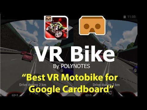 VR Bike - Best Motobike For Google Cardboard (Android And IOS)