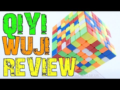 QiYi WuJi 7x7 Review | thecubicle.us