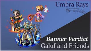 Banner Verdict FFV Two Mages and a Manly Tank
