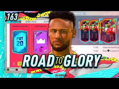 FIFA 20 ROAD TO GLORY #163 - YESSS!