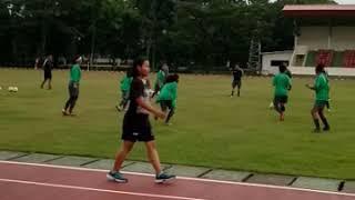TimNas U16, footbal Women.
