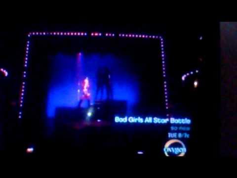 Christina Aguilera song tough love
