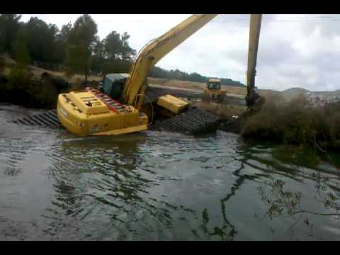 John Deere 270 amphibious Music Videos