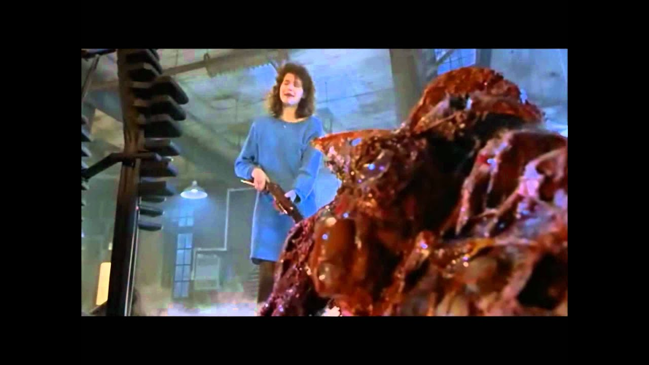The Fly 1986 The Fly  1986  - Ending
