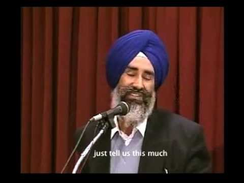050412 Last Speech of Shaheed Jaswant Singh Khalra in Canada,1995