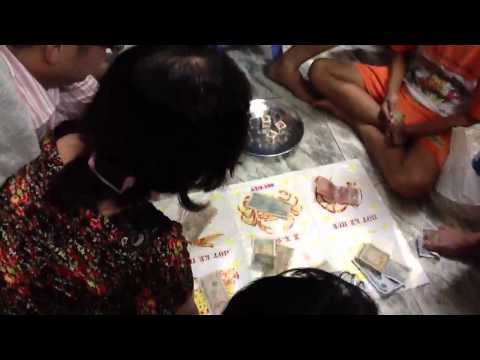 Tet Nham Thin 2012 - Mung 3 - Bau cua ca cop - tap 1