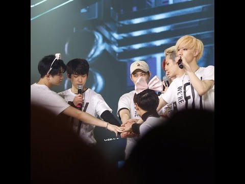 GOT7 FLY IN SEOUL 160430 - Live Broadcast Recording - Fly in Seoul DAY 2