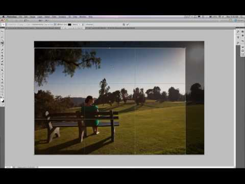 Adobe Photoshop CS5: Content-Aware Fill Sneak Peek