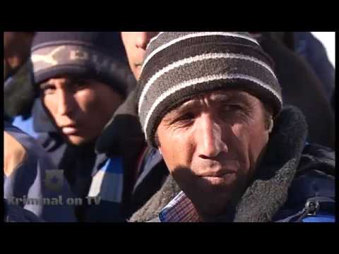 Задержание мигрантов в центре Москвы