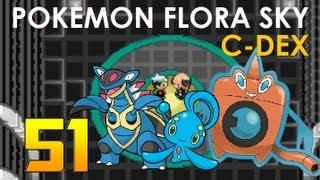 Pokémon Flora Sky C-Dex Walkthrough Part 51 [The New Champion]