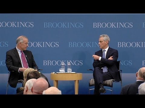 A Conversation with Chicago Mayor Rahm Emanuel