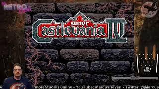 The RetroCade: Super Castlevania IV [SNESClassic] - Day 1