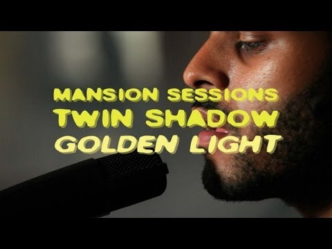 "Twin Shadow Performs ""Golden Light"""