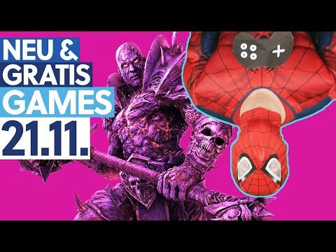 Neue Spiele, Gratis Games und mehr - PS5 Simulator, WoW Shadowlands & Demon's Souls
