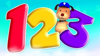 Numbers Song | Preschool Learning videos For Children by Farmees