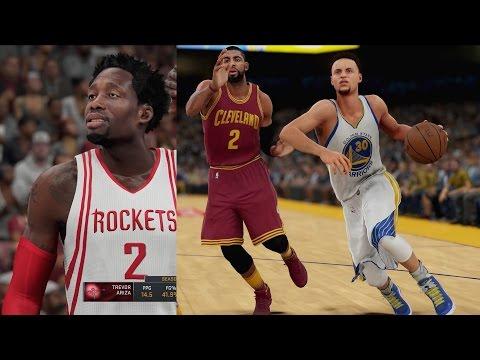 NBA 2K16 5v5 Gameplay Multiple Teams & 1st Impressions