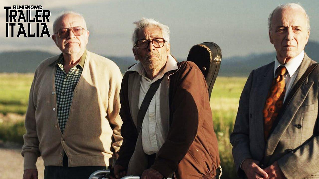 Cinque tequila - una commedia arzilla | Trailer Italiano [HD]