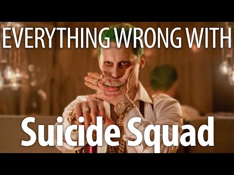 Everything Wrong With Suicide Squad In 20 Minutes .mp3