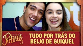 Baixar Bastidores: a verdade por trás do beijo de Raquel e Guilherme | As Aventuras de Poliana