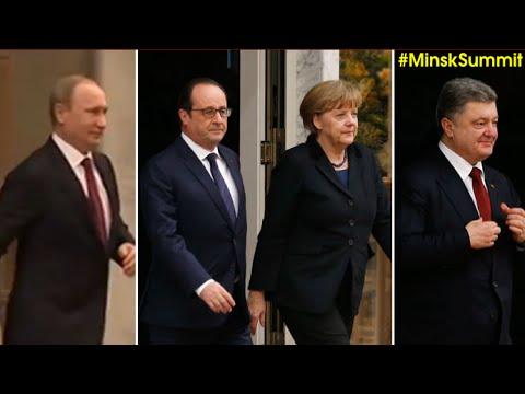 """Normandy format"" Ukraine peace talks | Last Exit Before War? | Politics"