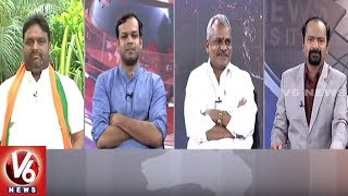 Special Debate On Drug Mafia And KCR On Mallanna Sagar Project | Good Morning Telangana