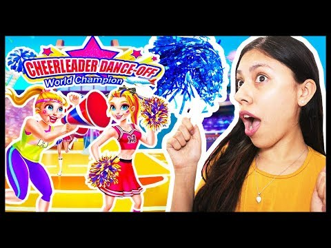 CHEERLEADER DANCE OFF! - Cheerleader Superstar: World Championship ( App Game )