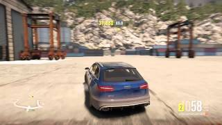 Forza Horizon 2 Audi RS6 1000HP Drifting